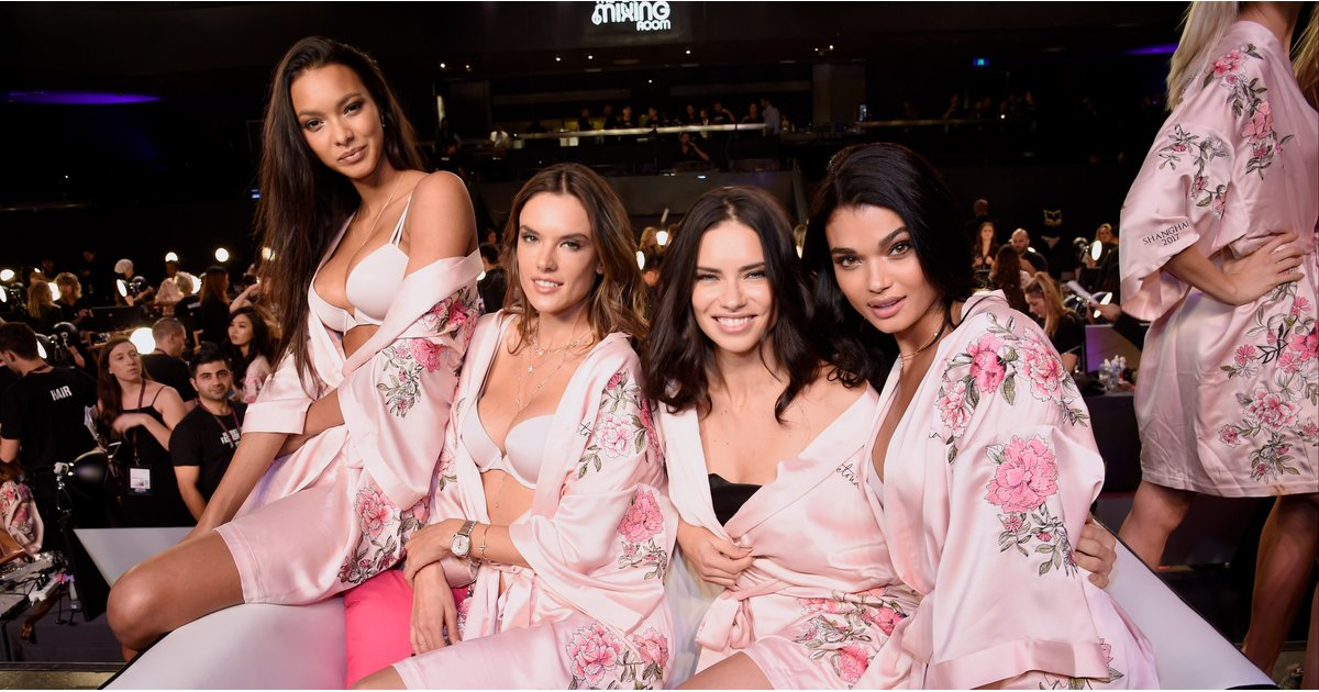 How Victoria's Secret Angels Deal With Face and Body Acne