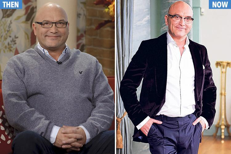Gregg Wallace reveals the secret of his 3st weight loss regime and how he 'retrained' his tastebuds