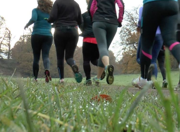 Up and Running mental health exercise group helps women beat depression and anxiety in Sevenoaks