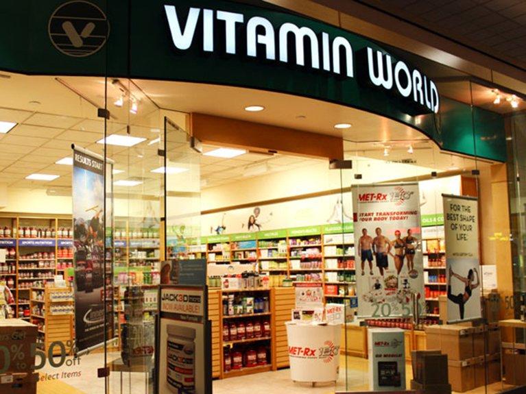 Bankrupt vitamin and supplements retailer begins store closings
